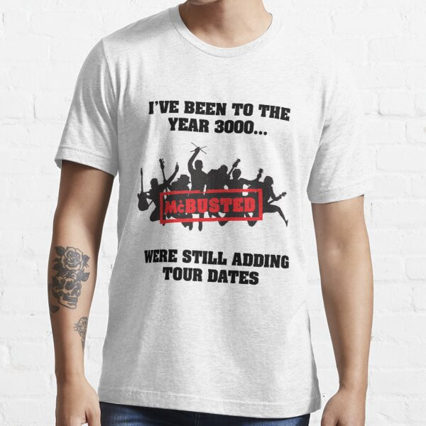 McBusted Tour 2014-3014 Essential T-Shirt