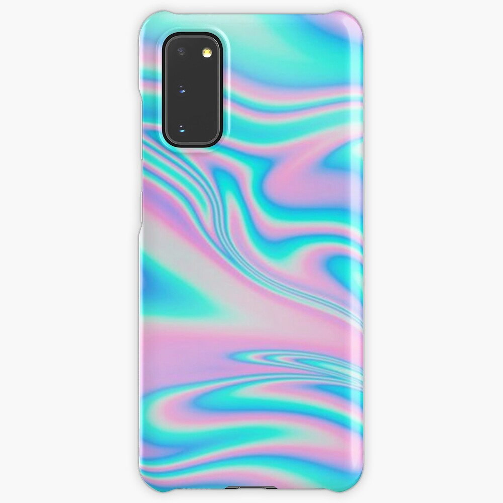 Holographic Paint Case & Skin for Samsung Galaxy
