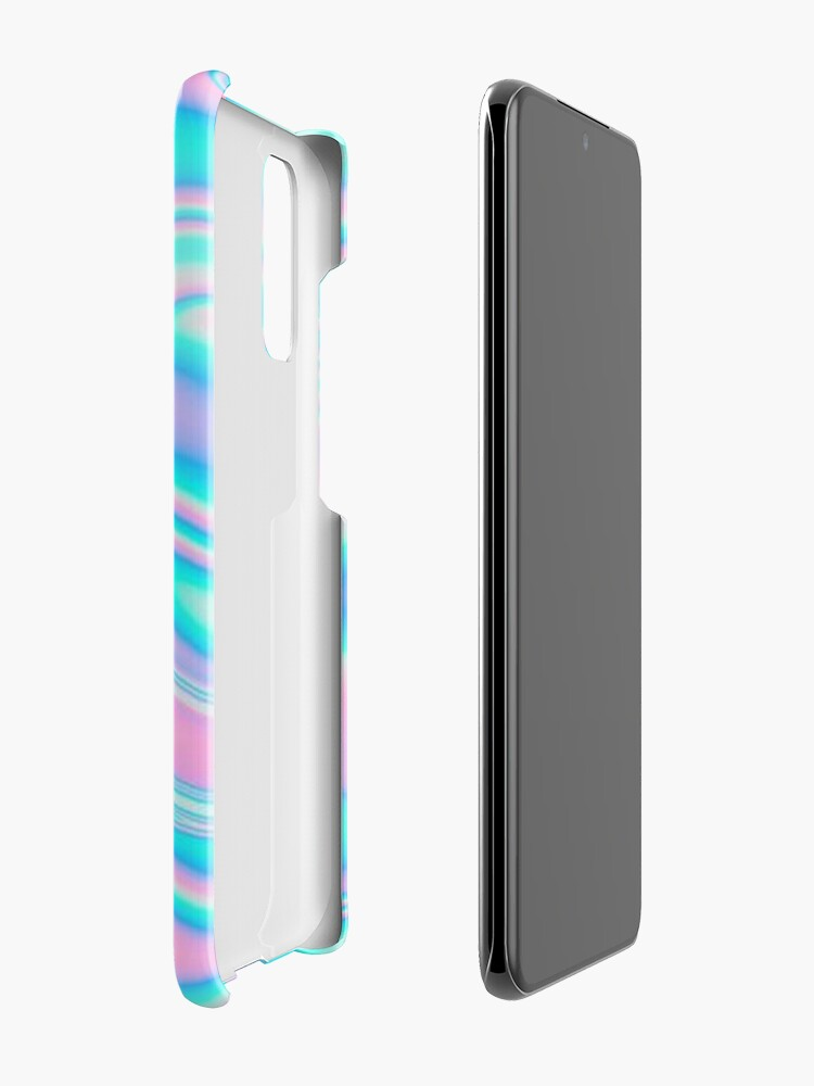 Alternate view of Holographic Paint Case & Skin for Samsung Galaxy