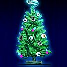 Surveillance Tree by cryoclaire