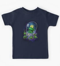 Friendly Alien Kids Tee
