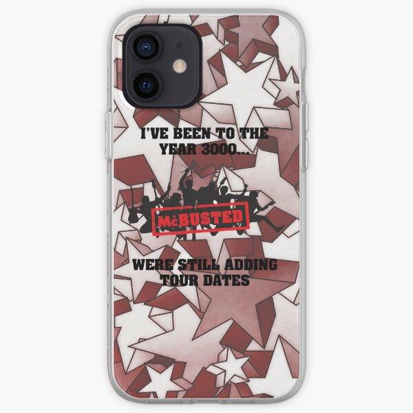 McBusted tourdates iPhone Soft Case