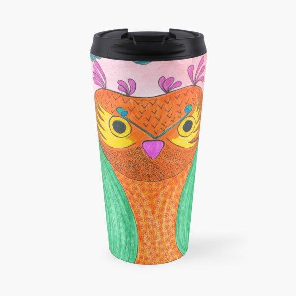 Mr. Hoot Travel Mug