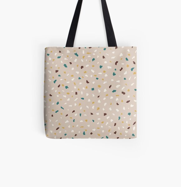 Terrazzo AFE_T2020_S4_7 All Over Print Tote Bag