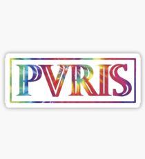 PVRIS - Tie Dye Sticker