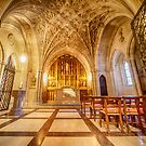 Glorious Chapel II by Raymond Warren