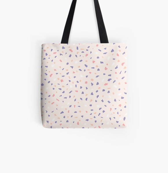 Terrazzo AFE_T2020_S4_8 All Over Print Tote Bag