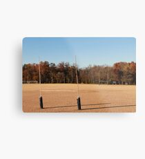 The Sandlot Metal Print