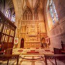 Glorious Chapel VI by Raymond Warren