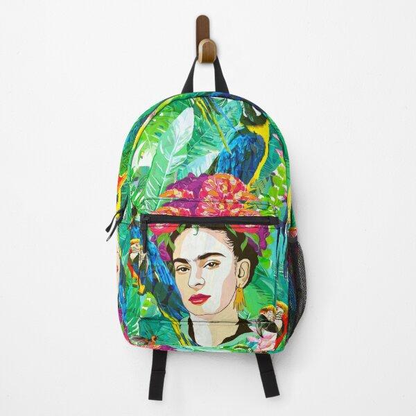Frida in Flight, I Backpack