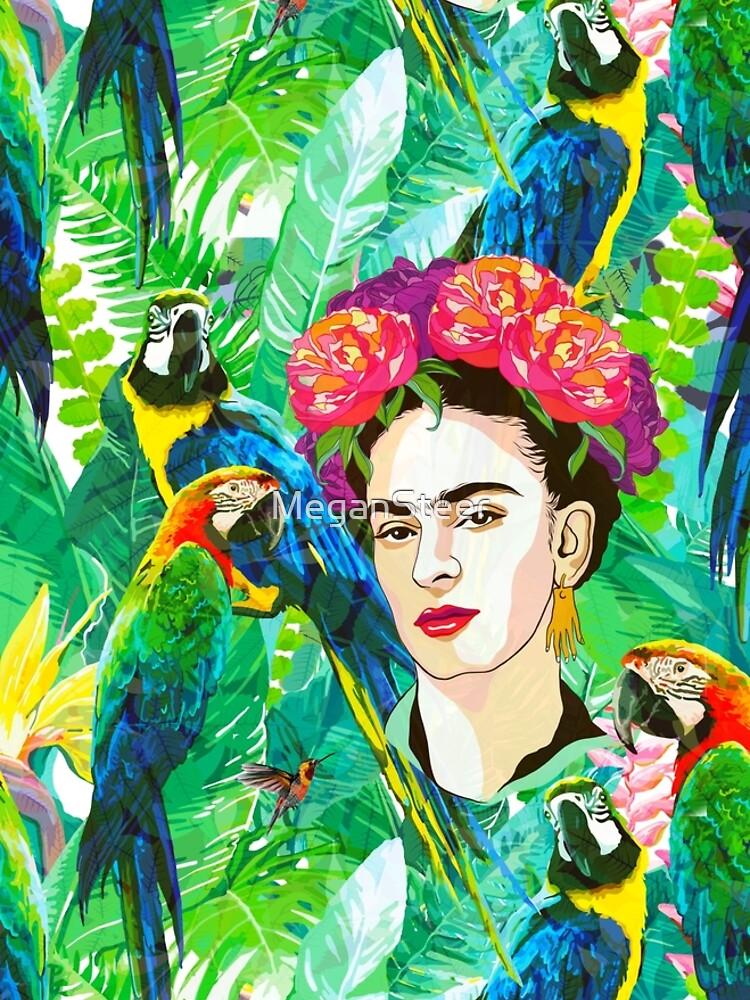 Frida in Flight, I by MeganSteer