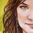 Sarah Wayne Callies by Sarah  Mac