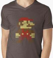 Mario Men's V-Neck T-Shirt