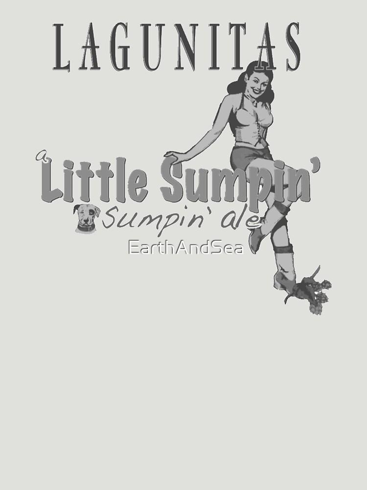 Lagunitas A Little Sumpin' Ale by EarthAndSea