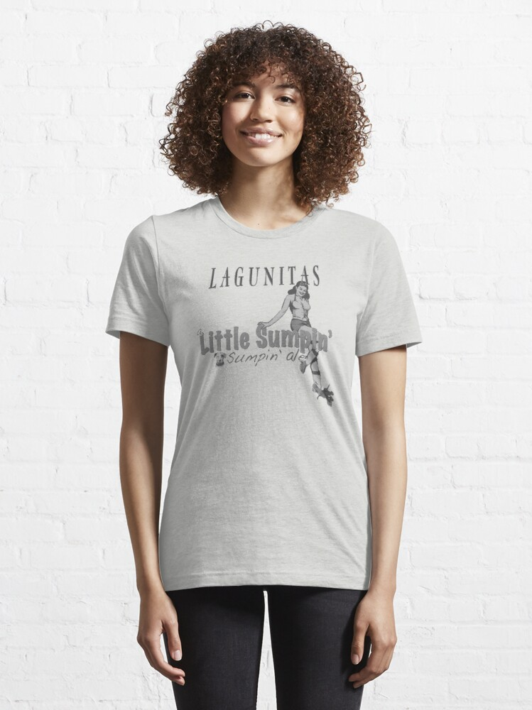Alternate view of Lagunitas A Little Sumpin' Ale Essential T-Shirt