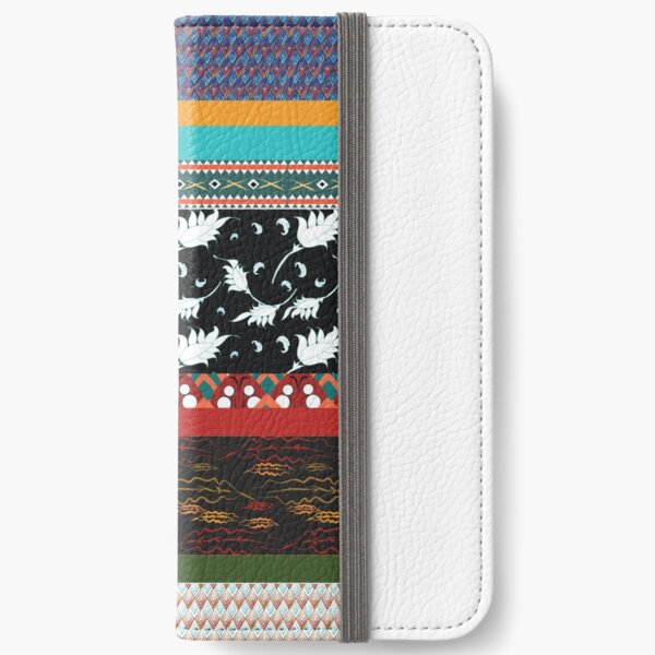 Boho Chic iPhone Wallet