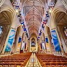 Magnificent Cathedral II by Raymond Warren