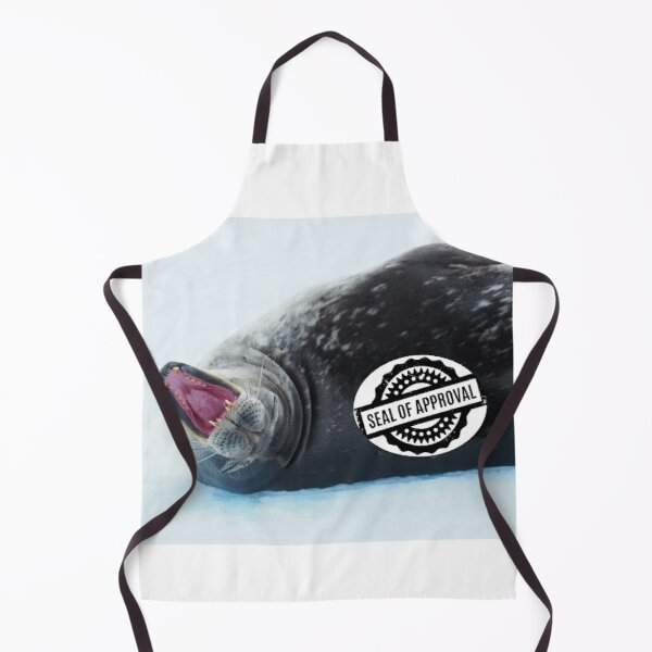 The Seal of Approval Apron