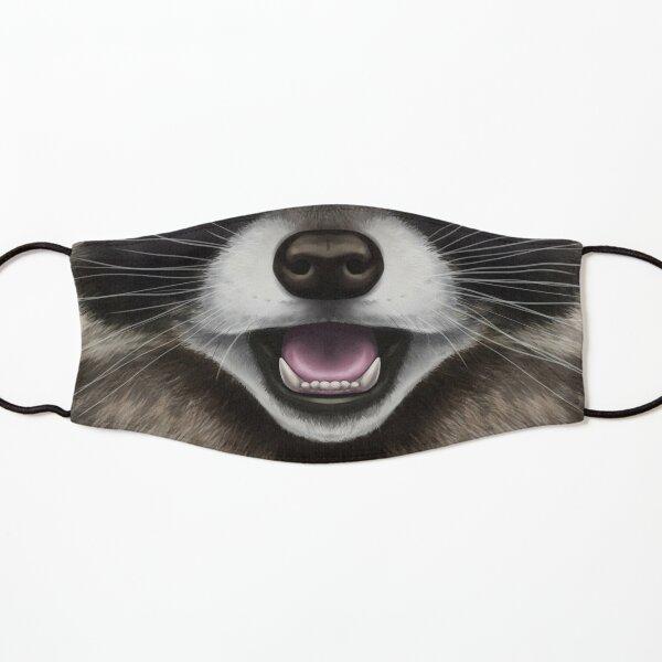 Raccoon Face  Kids Mask