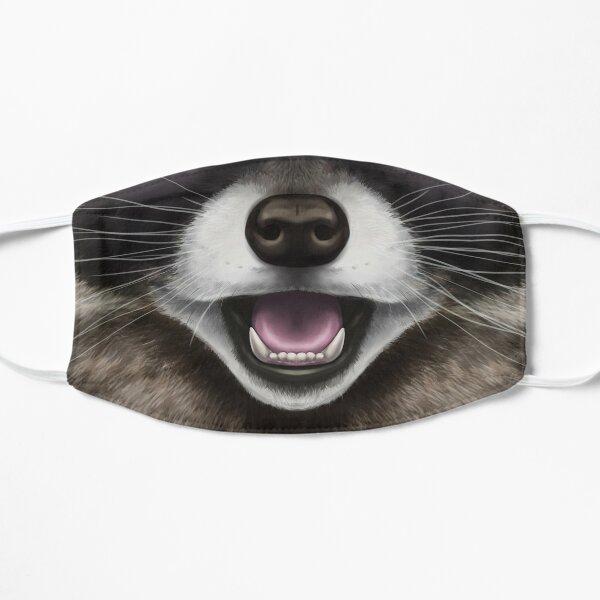 Cara de mapache Mascarilla