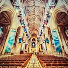 Magnificent Cathedral II2 by Raymond Warren