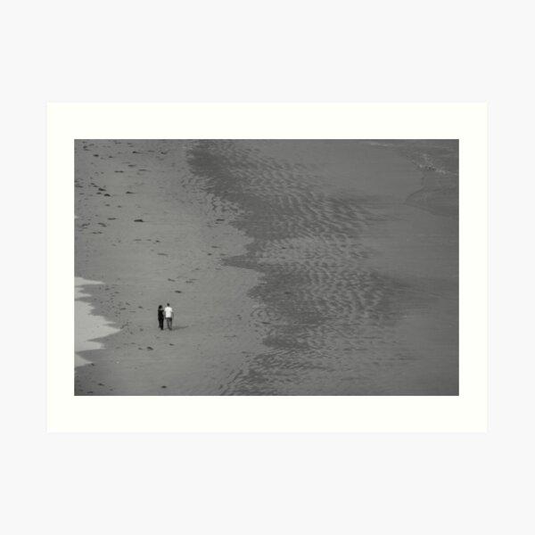 Together, Alone Art Print