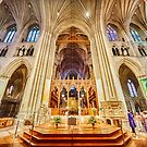 Magnificent Cathedral X by Raymond Warren