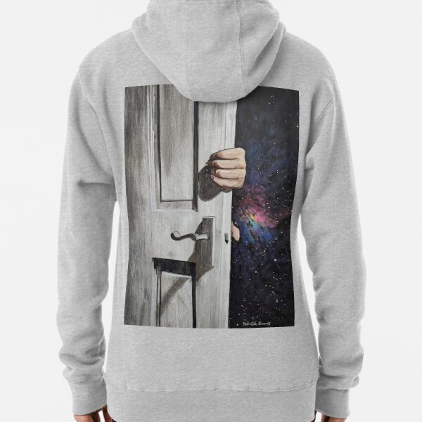 Exit the entrance Pullover Hoodie