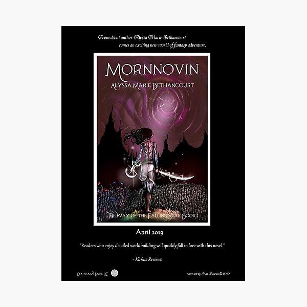 MORNNOVIN Release Poster Photographic Print