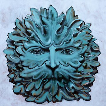 Greenman 1 by JasonHamptonTaylor