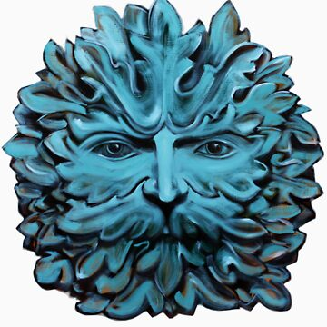 Greenman  by JasonHamptonTaylor