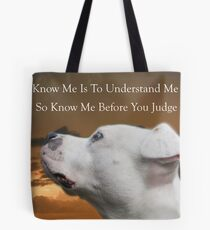 Know Me Tote Bag