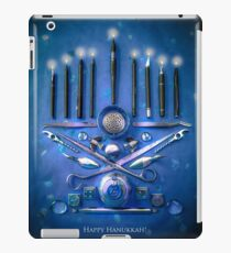 Happy Hanukkah! iPad Case/Skin