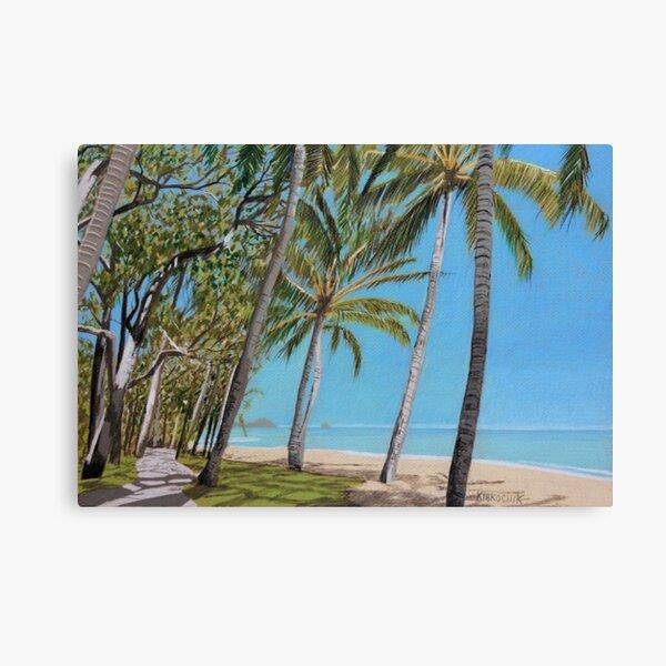 Trinity Beach Canvas Print