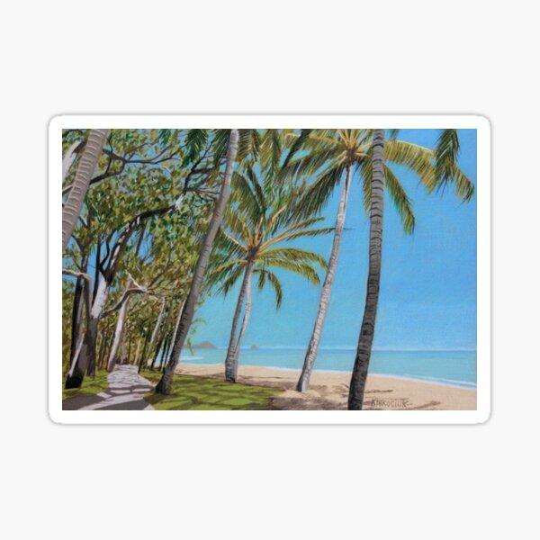 Trinity Beach Sticker