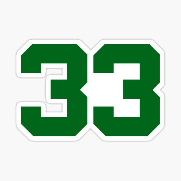 #33 Sticker