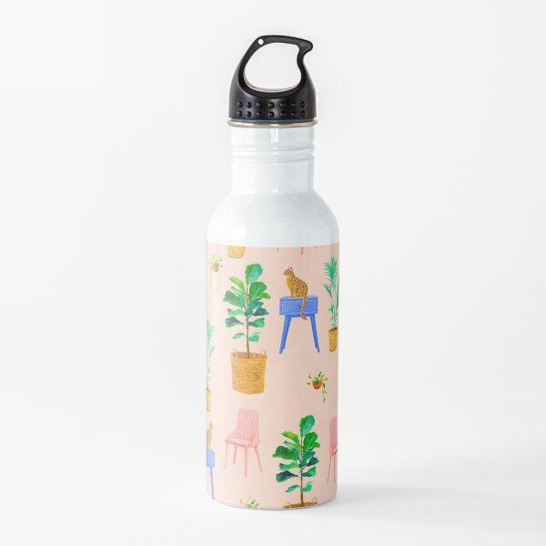 Rattan Home Decor Water Bottle