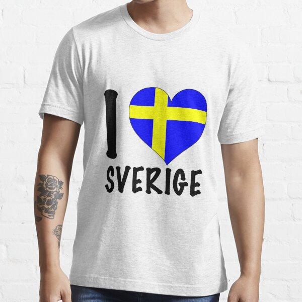 i love sweden Essential T-Shirt
