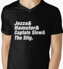 Top Gear UK Men's V-Neck T-Shirt