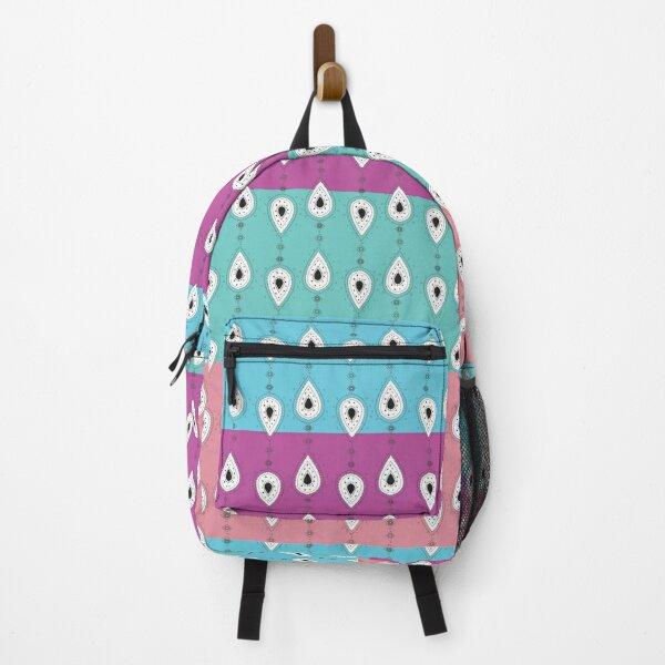Boho chic Backpack