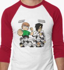 SCOTT's ARCADE Men's Baseball ¾ T-Shirt