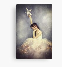 Be the Tree Canvas Print