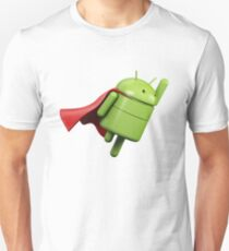 Android super hero T-Shirt