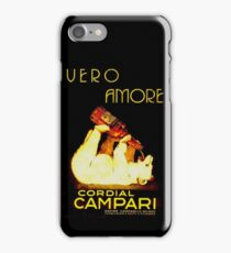 Cordial Campari iPhone Case/Skin