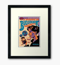 VintagePoster - A Scandal in Belgravia Framed Print