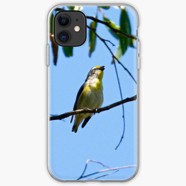 Striated Pardalote iPhone Soft Case