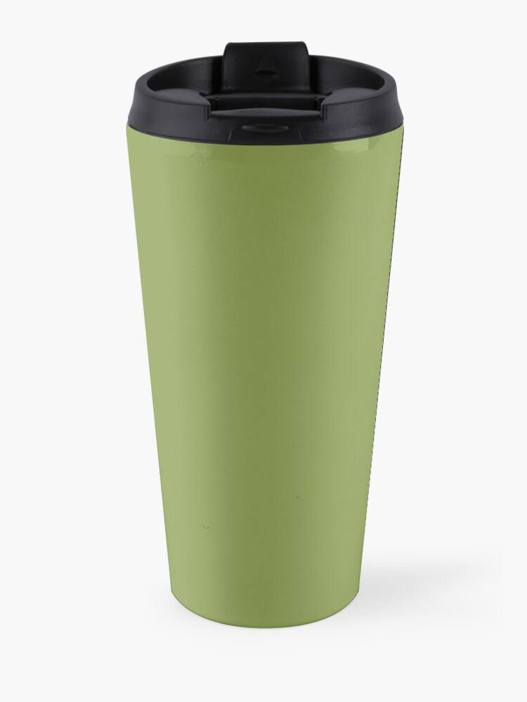 Alternate view of The Pineapple Head, It Spins - Crowded House Design Travel Mug