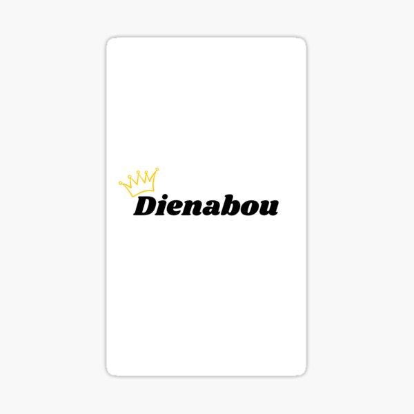 Dienabou Sticker