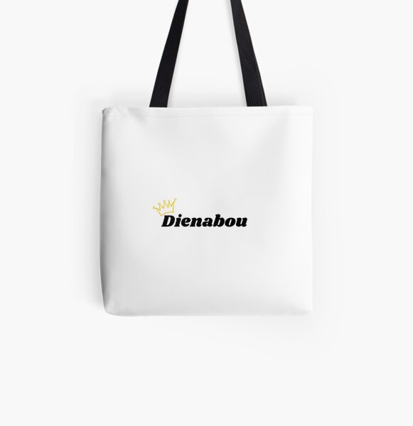 Dienabou All Over Print Tote Bag