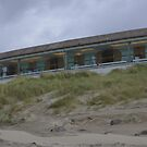 Health Spa Lands in the Dunes at Le Touquet by seymourpics